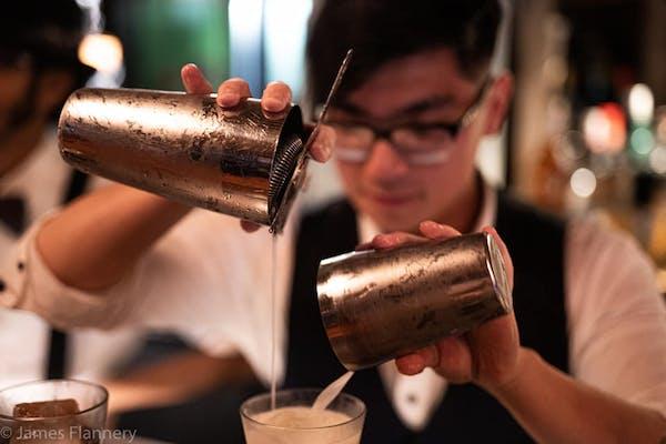 Caretaker bartender