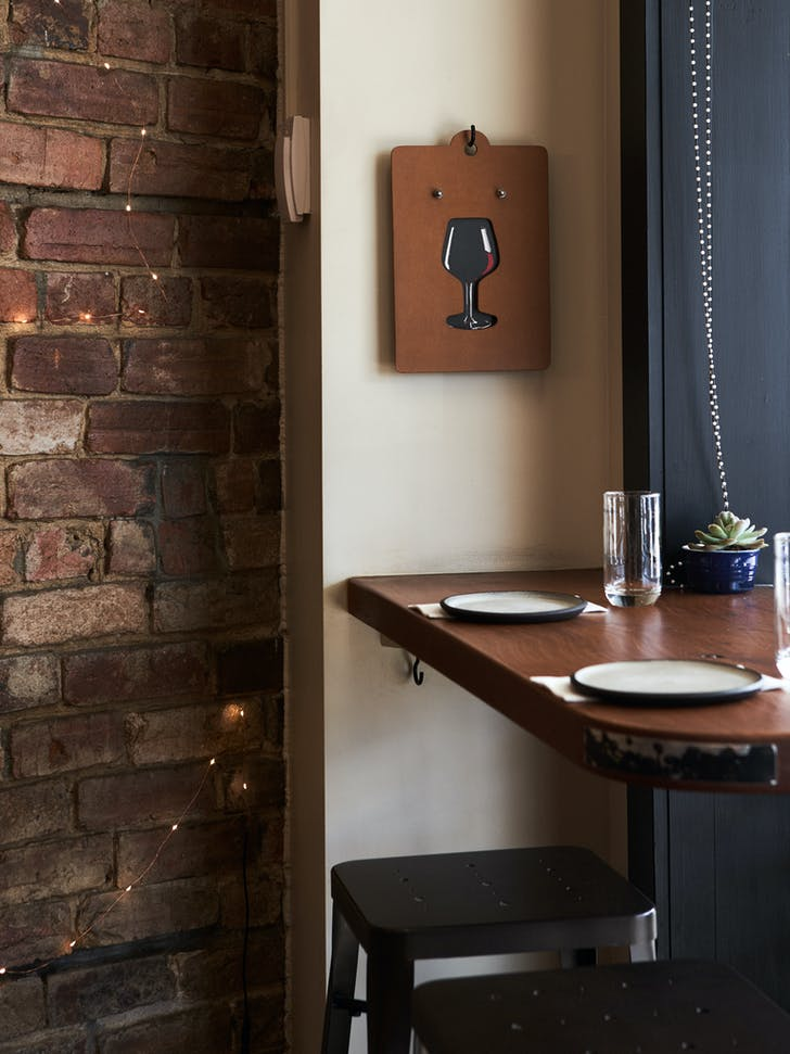 Apero's dishes are best enjoyed with any fine wine