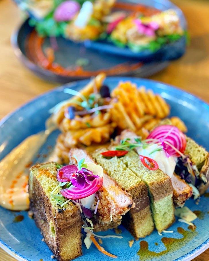 Winona Forever's Sumo Sandwich