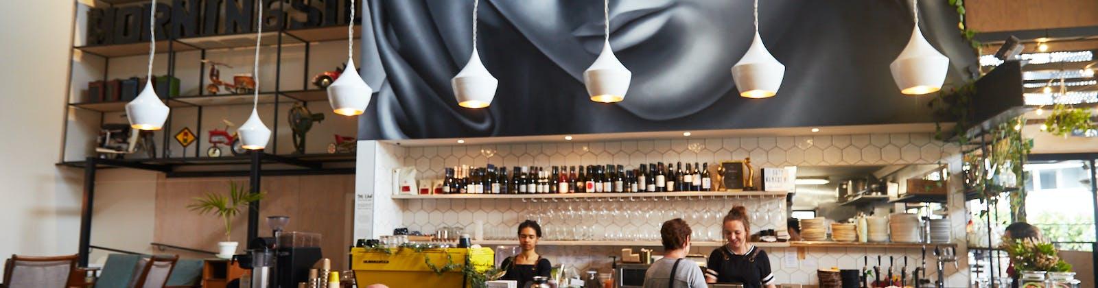 Morningside's Crave Cafe