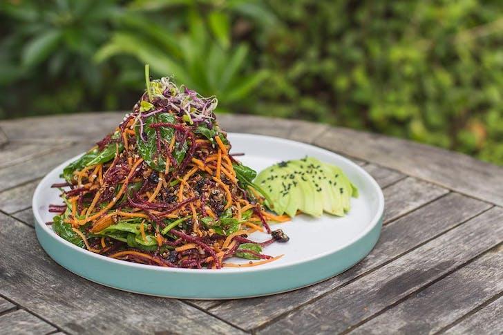 Redergize Salad from Food Truck Garage
