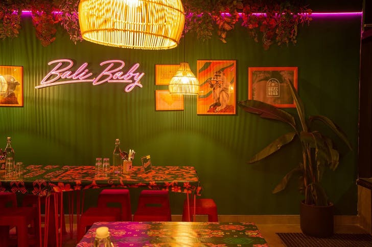 Escape to the Indonesian eatery in the heart of Ponsonby (Credit: Bali Nights).