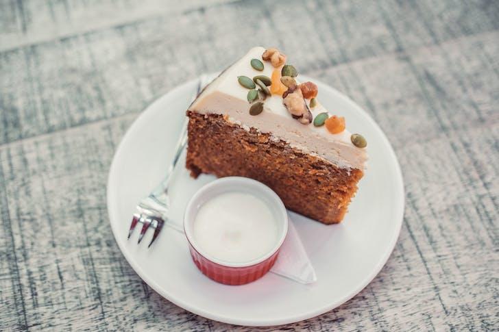 Carrot Cake from Circus Circus