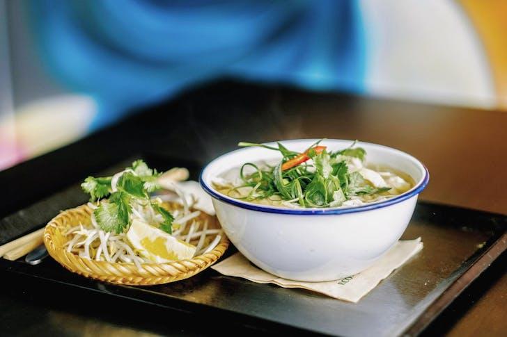 Nam Nam's Chicken Noodle Pho