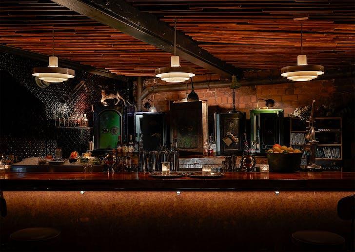 Caretaker bar Britomart