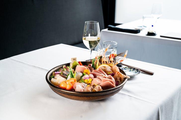Sashimi Platter from Cocoro