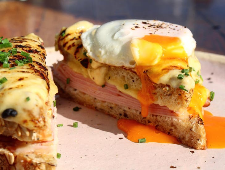 Croque Madame from Saint Alice