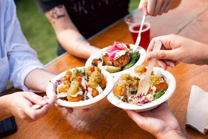 Get your food truck fix at MOTAT this weekend.