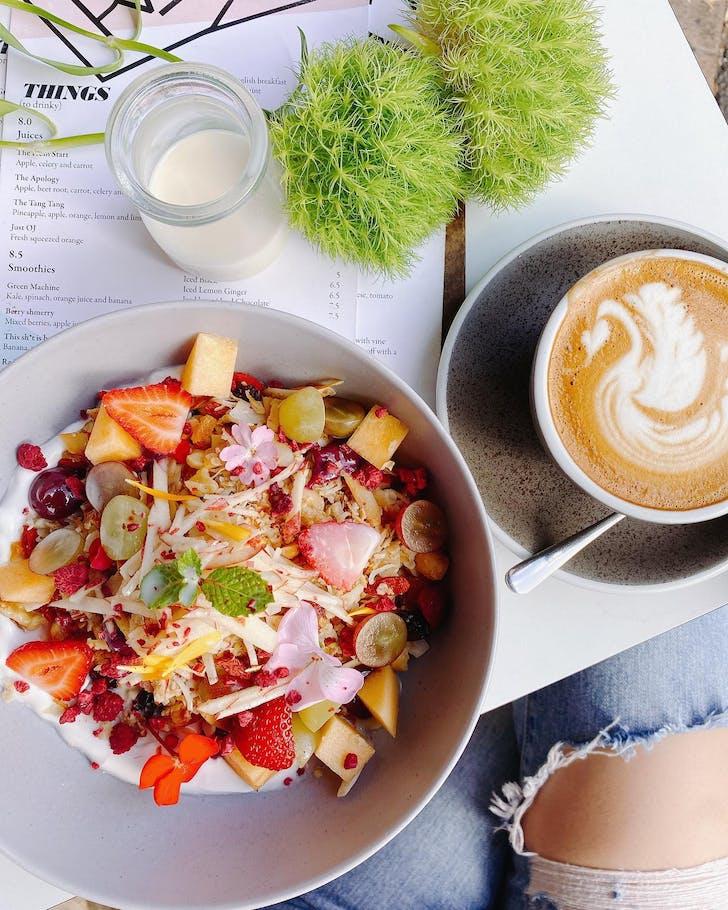 RAD Cafe's Hola Granola