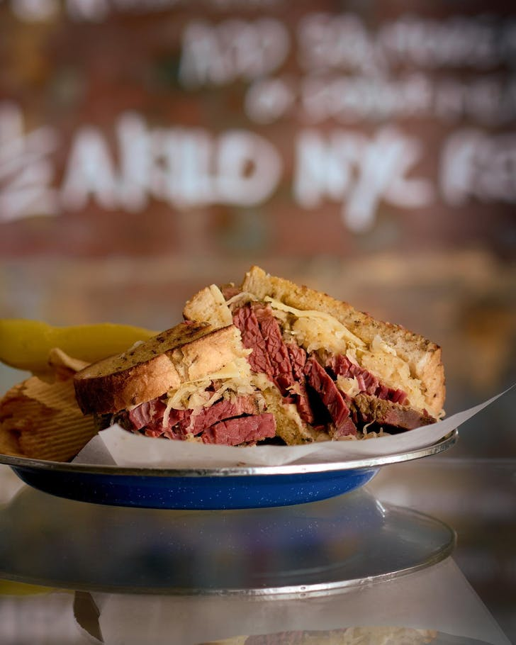 The 'Make It A Reuben' from Pastrami & Rye