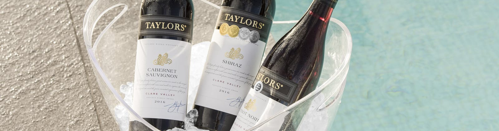 Taylors Wines collectioin