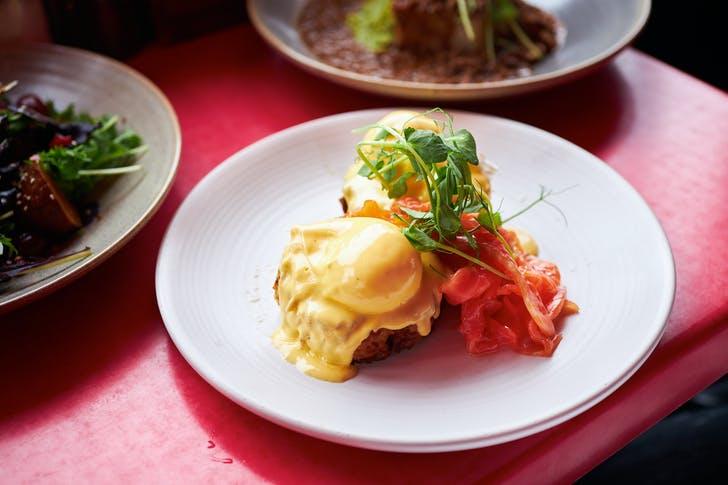 Eggs Benedict from Circus Circus