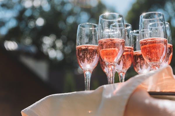 Summer spots to sip on that sweet, sweet rosé