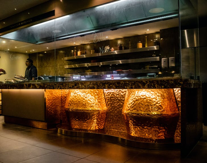 Eight's Indian Tandoor Kitchen