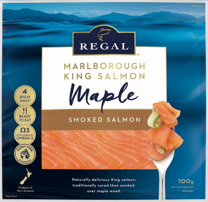 Three new Maple flavoured products have been added to supermarket shelves.