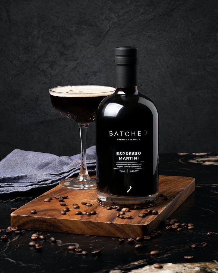 Batched's Premium Espresso Martini