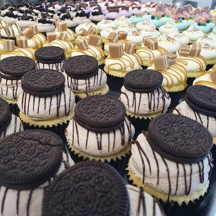Choc Oreo Cupcakes from Bondie's Designer Cupcakes