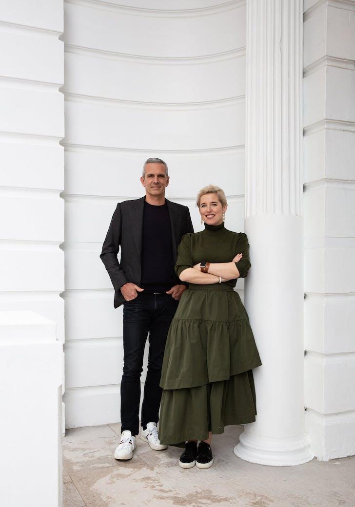 Josh & Helen Emett open Onslow in Auckland's The International.