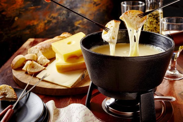 rosanna's fondue