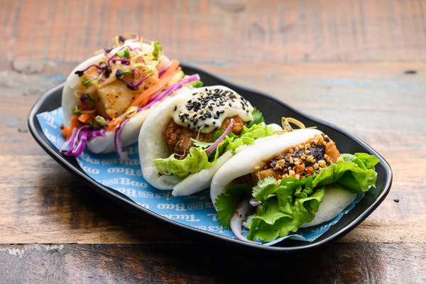 Tucks & Bao top the list