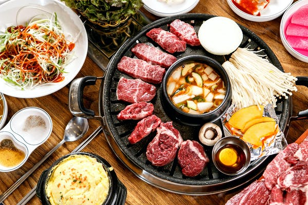 Korean BBQ in Auckland