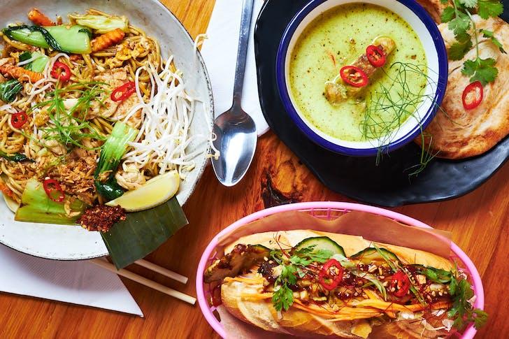 Hot Hot Eatery's Banh Mi