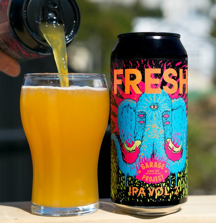 Fresh IPA V2 from Garage Project