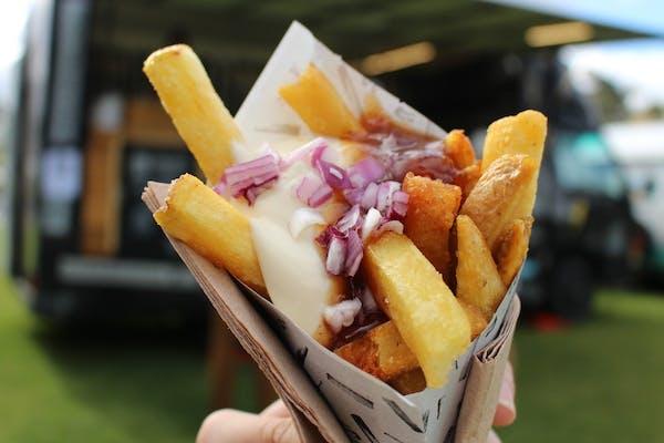 double dutch fries