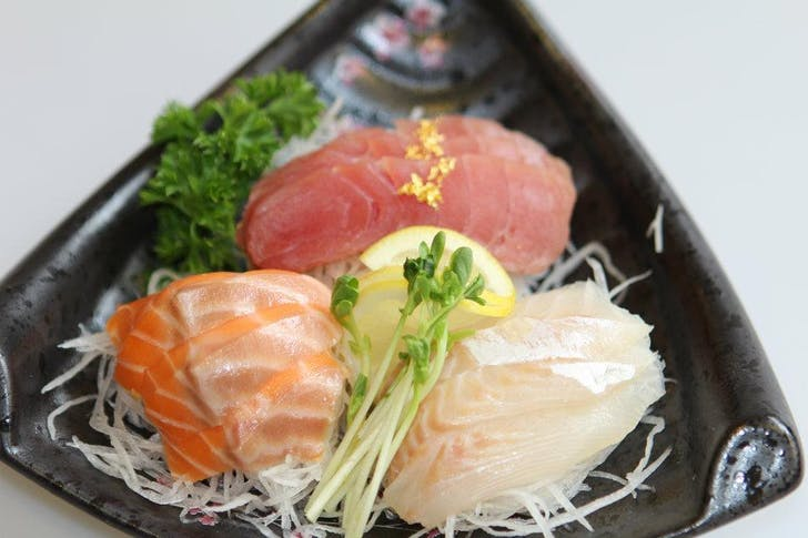 Kushi's Sashimi of the day (Photo Source: Kushi).