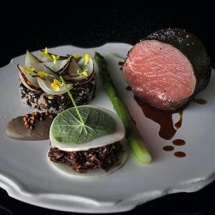 Quality New Zealand produce makes every plate shine
