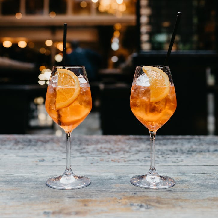 An Everybody's Aperol Spritz fixes even the worst day