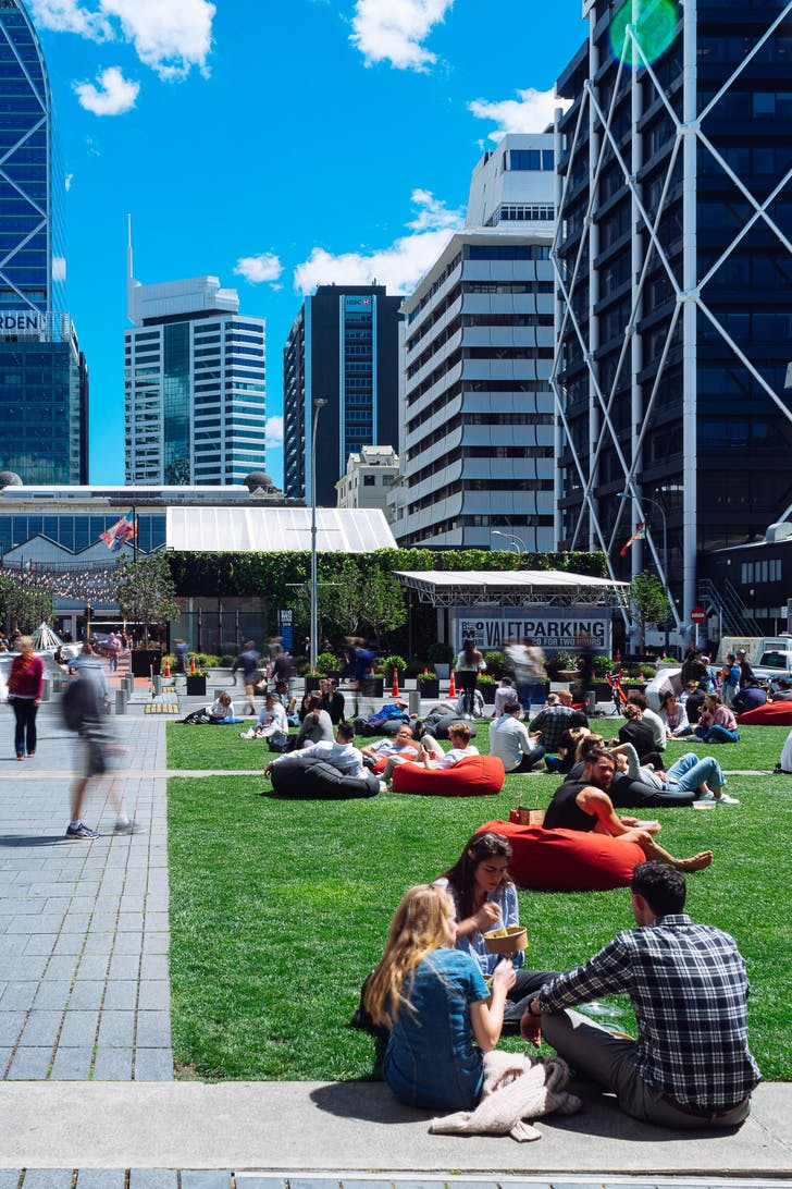 Check out the Britomart Street Food Festival this Friday from 12pm.