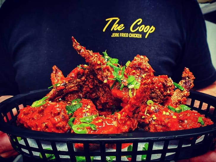 The Coop Chicken Wings