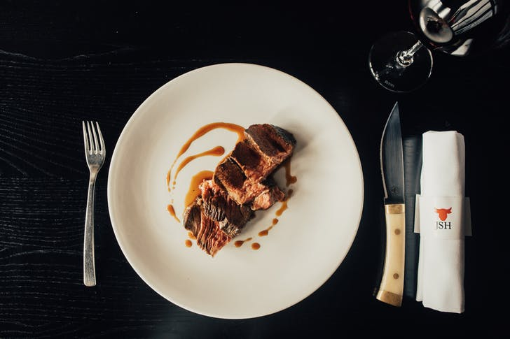 Jervois Steak House sources all their meat from the best local and international farmers