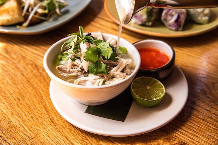 Cafe Hanoi's Pho Ga