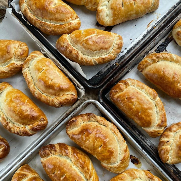 Ansum's Pasties fresh out the oven (Source: The Ansum Pasty Company)