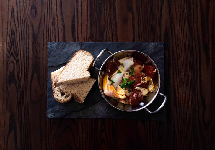 Cosy up with Picco's winter warmers (Credit: Picco Eatery).