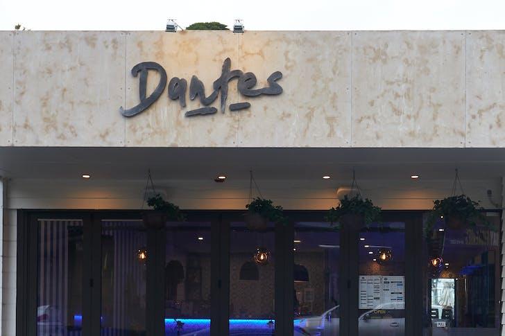 Dante's Pizzeria in Brown's Bay