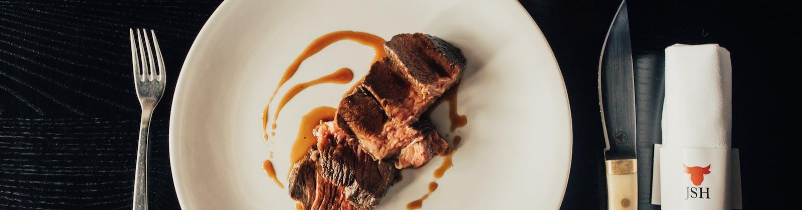 jervois steak house steak