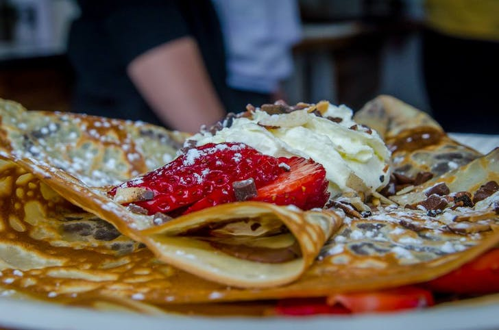 Captain Crepes' delicious range of crepes & galettes will be there this Friday