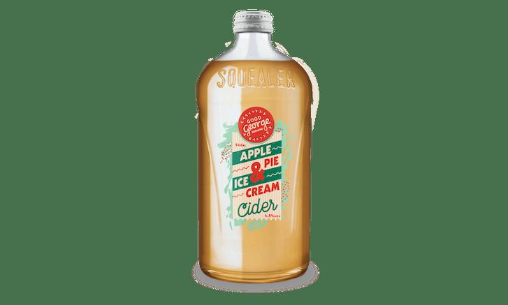 Apple Pie & Ice Cream Cider (Source: Good George)