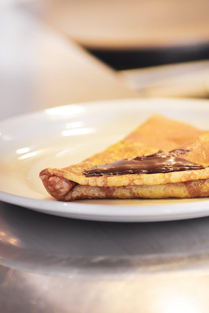 Nutella Crepe from La Fourchette