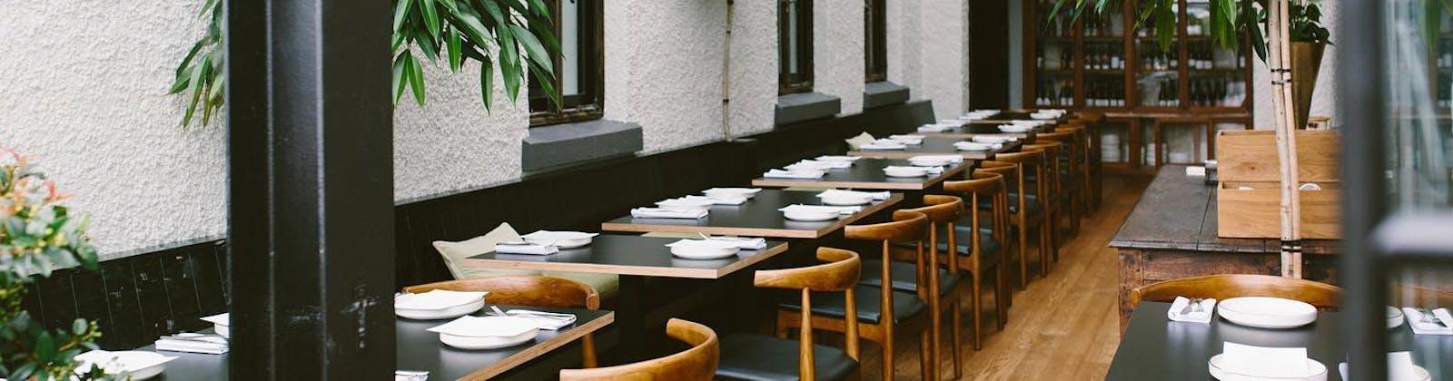Ada Restaurant in Grey Lynn
