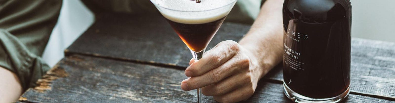 batched's espresso martinis