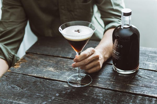 batched's espresso martinis