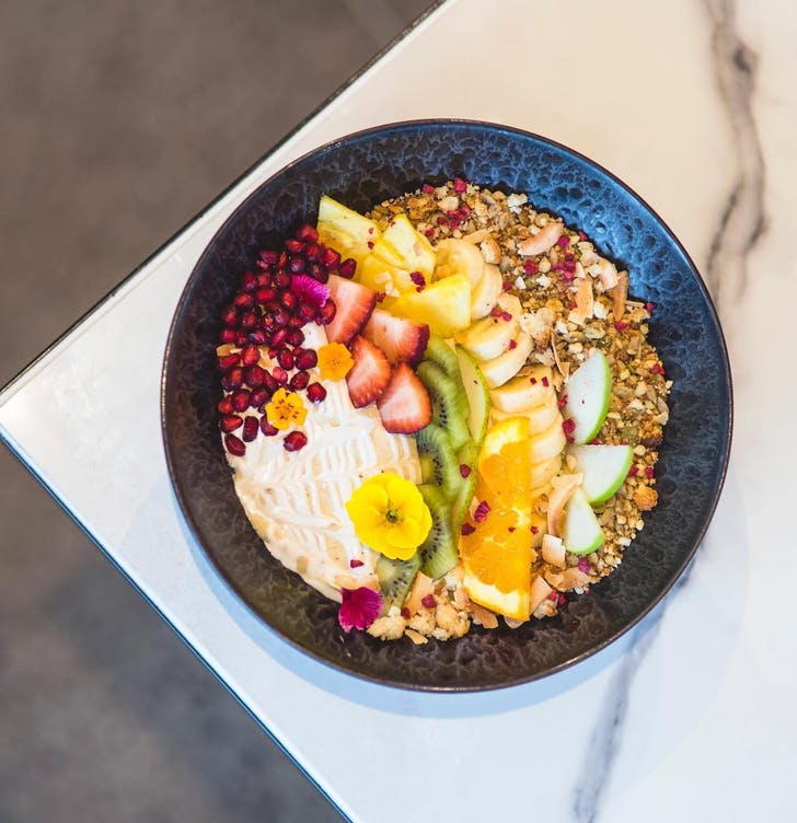 Coconut Mango Bowl from Major Sprout