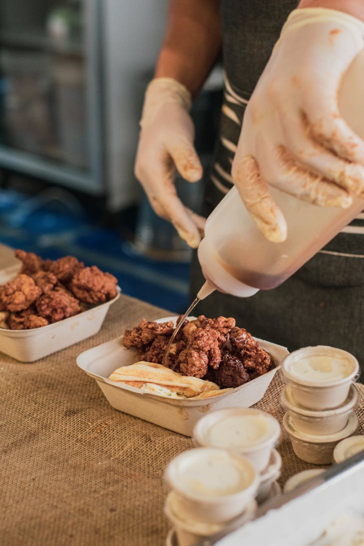 Fried Chicken Festival 2019 (Image Source: Auckland Fried Chicken Festival)