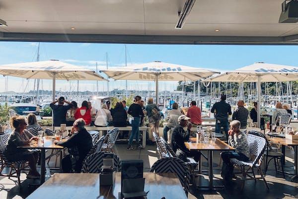 Half Moon Bay restaurant