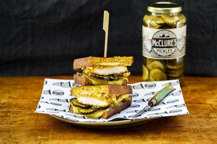 McClure's Chicken Toastie