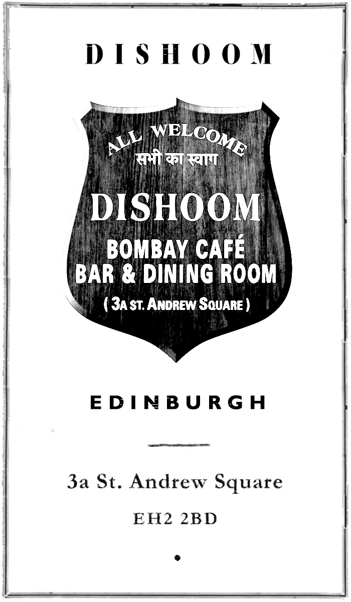 Dishoom Edinburgh